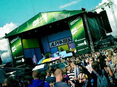 Grøn Koncert En Endagsfestival I København Kolding Aarhus